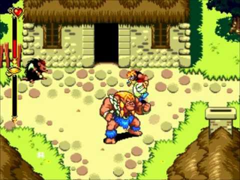 Mi Top 10 Juegos De RPG De Sega Genesis