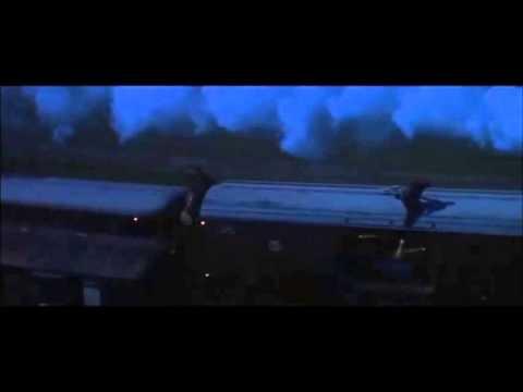 The Peacemaker: Train´s assault scene