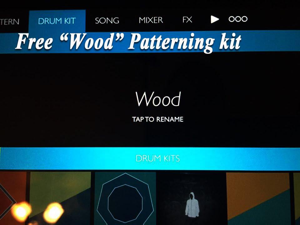 patterning | iPad Music Apps Blog - Music app reviews, news
