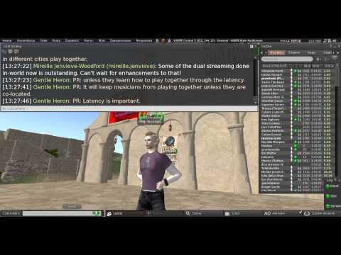 Second Life: Virtual Worlds Best Practices in Education Conference 2014 - Philip Rosedale