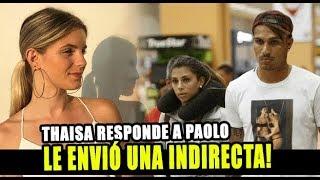 THAISA LEAL REACCIONA ANTE SUPUESTA BODA DE PAOLO GUERRERO Y...