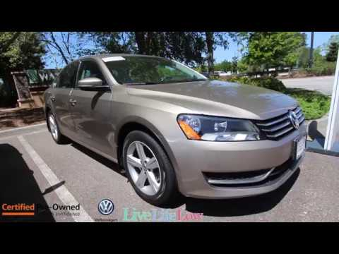 The 2015 Volkswagen Passat SE - For Sale Review @ Lowcountry VW | Mt. Pleasant, SC