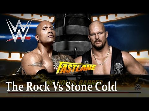 The Rock Vs Stone Cold | WWE | No Holds Barred