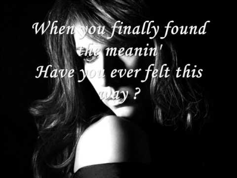 GEORGE MICHAEL - YOU HAVE BEEN LOVED LYRICS
