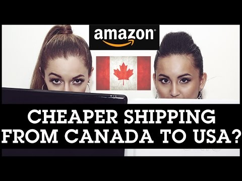 Amazon FBA Canada: Solution For Cheaper Shipping From Canada To The USA?