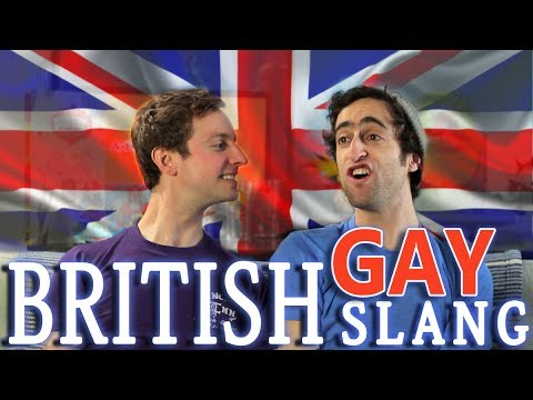 from Alexis british term for gay