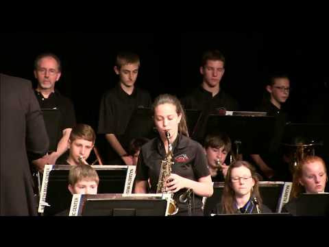 Orefield Middle School Jazz Band - Misty