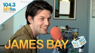 James Bay Talks About His Hiatus, New Music, His New Look & More!