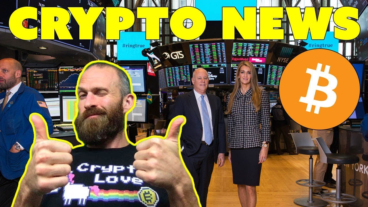The NYSE's Owner Wants to Bring Bitcoin to Your 401(k). Are Crypto Credit Cards Next?