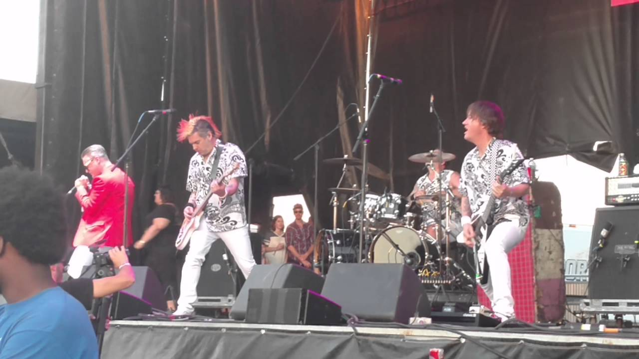 Me First And The Gimme Gimmes Jolene Riot Fest Chicago 2016