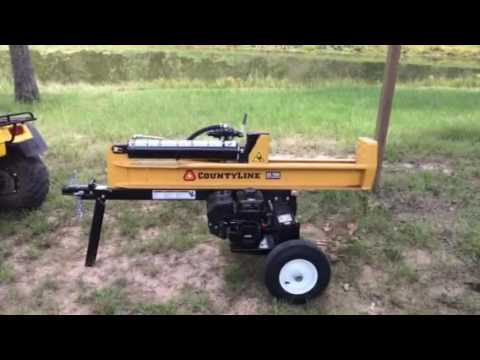 Countyline 25-ton Log Splitter