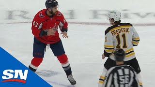 Tom Wilson's At It Again | NHL Fights Of The Week