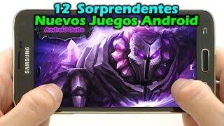12 Sorprendentes Nuevos Juegos para Android + GamePads para Móviles #33