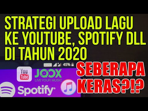 Strategi Upload Lagu ke YOUTUBE, SPOTIFY dsb di tahun 2020, SEBERAPA KERAS VOLUMEnya?