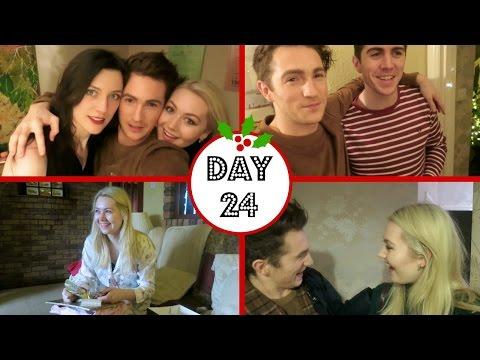 Christmas Eve & Christmas Day, YAY! | VLOGMAS