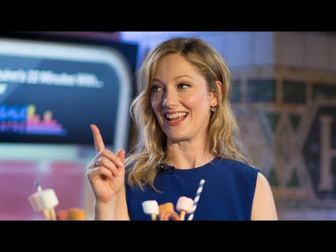 22 Minutes with Judy Greer