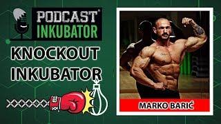Knockout Inkubator - Marko Barić udara krušku