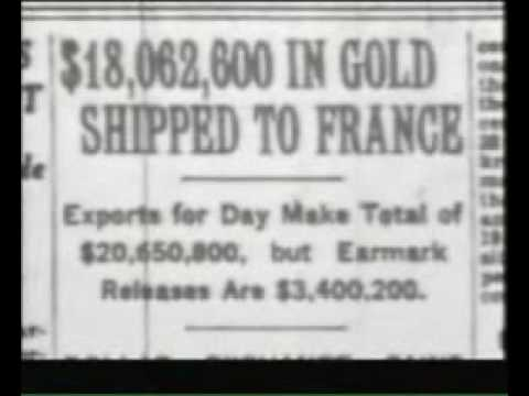 1933- FDR Ends the Gold Standard