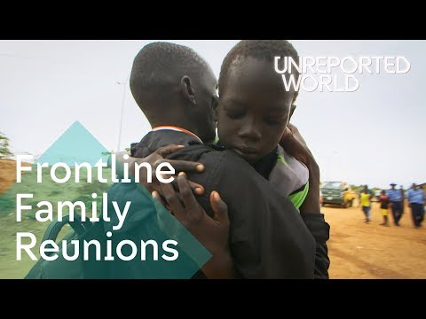 Families torn apart by war in South Sudan   Unreported World