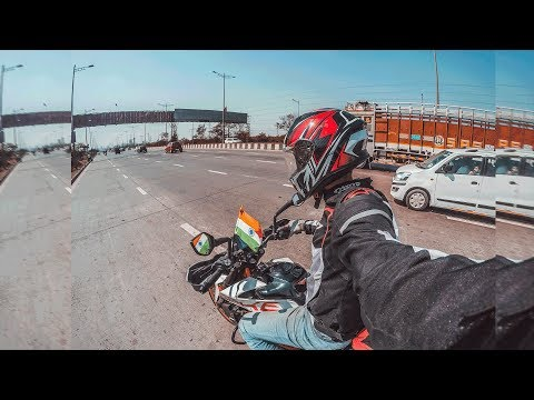 Don't Chase Motovloggers!
