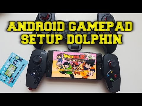 How To Setup Android Gamepad For Dolphin Emulator Wii Games(Map/Connect/Configure/Test)Phones