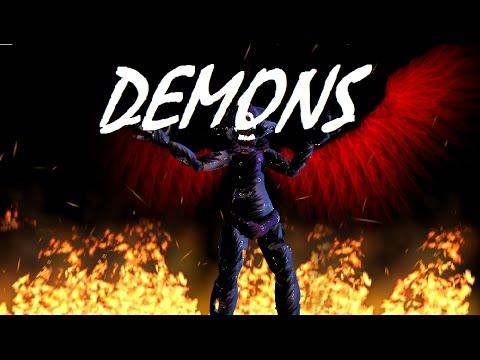 (SFM-OC COLLAB) DEMONS by Imagine Dragons