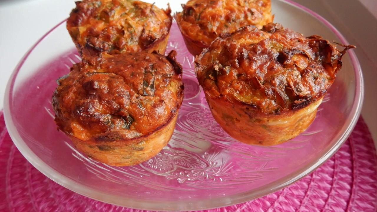 Unsuz Peynirli Muffin Tarifi