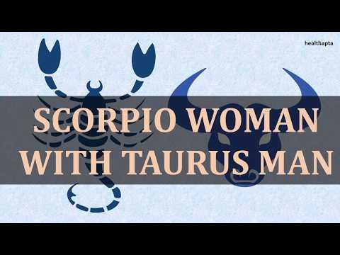dating taurus man scorpio woman