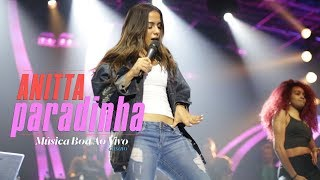 Baixar Anitta - Paradinha | Ensaio Música Boa Ao Vivo