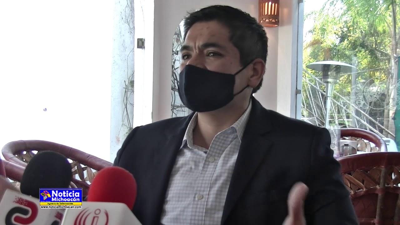 Arturo Hernández reitera su apoyo a las decisiones del PAN rumbo a elección del 2021