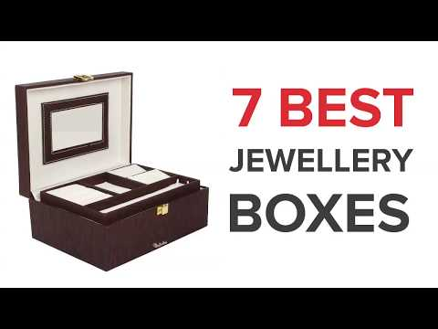 7 Best Jewellery Boxes in India