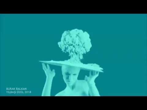 BURAK BALKAN NEW YEAR 2018 MUSIC (100000 VIEW)
