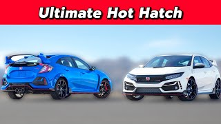 You Might Even Forget It's FWD...  2020 Honda Civic Type R