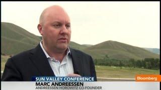 Marc Andreessen: Massive Collapse in Public Companies