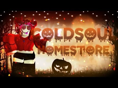 Coldsoul Spooky Homestore Roblox Royale High Candy Hunt