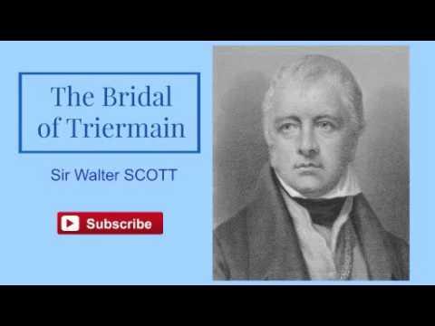 The Bridal of Triermain by Sir Walter Scott - Audiobook