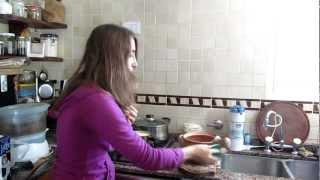 Cooking   Como curar una cacerola de barro