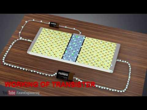 Elektronika Dasar : Ini Cara Kerja Transistor