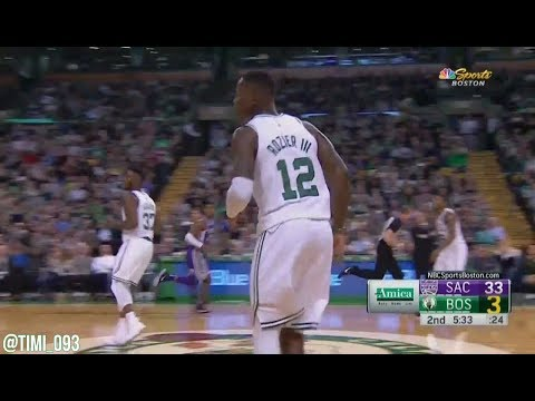 Terry Rozier Highlights vs Sacramento Kings (12 pts, 3 ast, 2 stl)