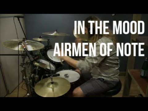 airmen-of-note---in-the-mood-(drum-cover)