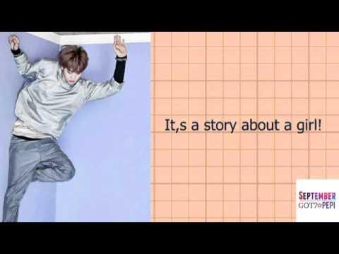 Fish [Got7] Myanmar Lyrics Video