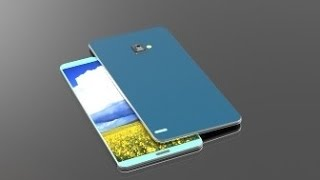 samsung galaxy a9 with 6 5mm thick new concept