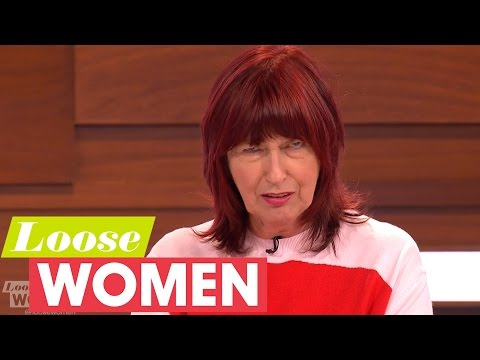 Janet Street-Porter Tells the Story of Her First Affair | Loose Women