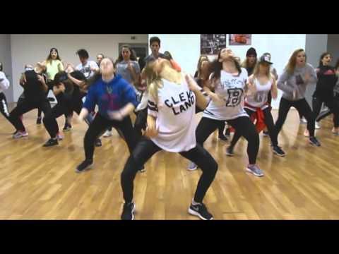 Woosah - Jeremih ft. Juicy J & Twista | Ana Vodisek Choreography
