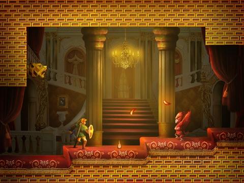 Zelda 2: The Great Palace Theme (remix 2017)