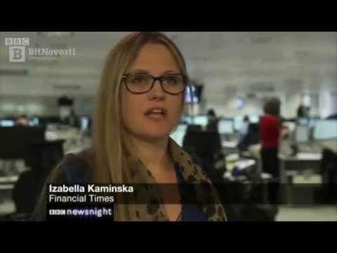 BBC о Bitcoin и blockchain