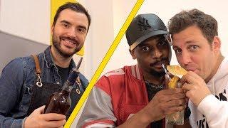 Moi VS un Barman : cocktails challenge