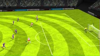 FIFA 14 iPhone/iPad - RB Salzburg vs. FK Austria