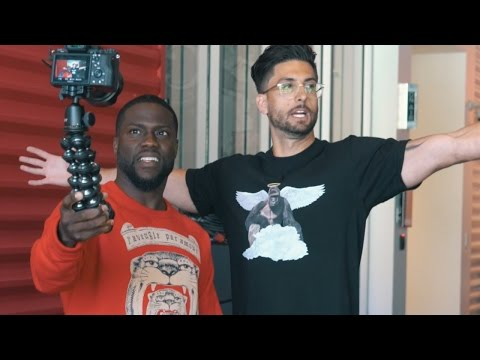 Download Youtube: KEVIN HART IS DAILY VLOGGING!!!