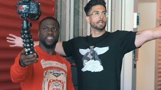 KEVIN HART IS DAILY VLOGGING!!!